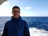 Arne auf Celtic Explorer