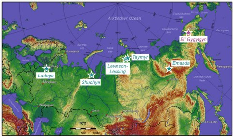 Siberian Lakes — Marine Geophysics and Hydroacoustics